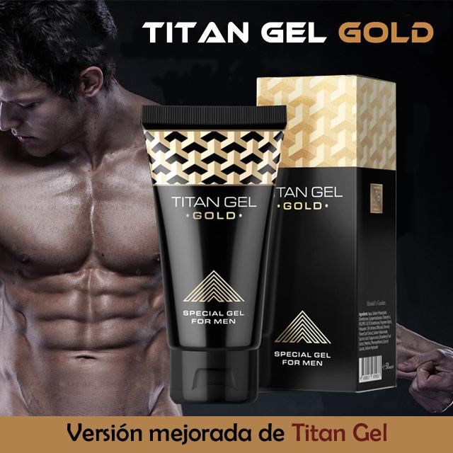 dorado Titan gel Mexico